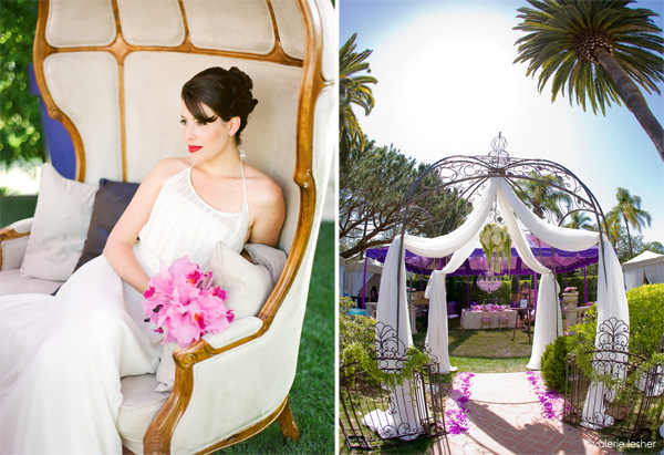 Wedding Alegria By Design Santa Barbara Wedding Couture