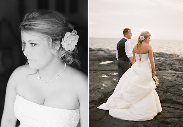 Destination Wedding Kona Hawaii