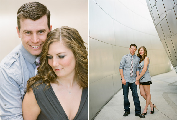 Wedding Walt Disney Concert Hall
