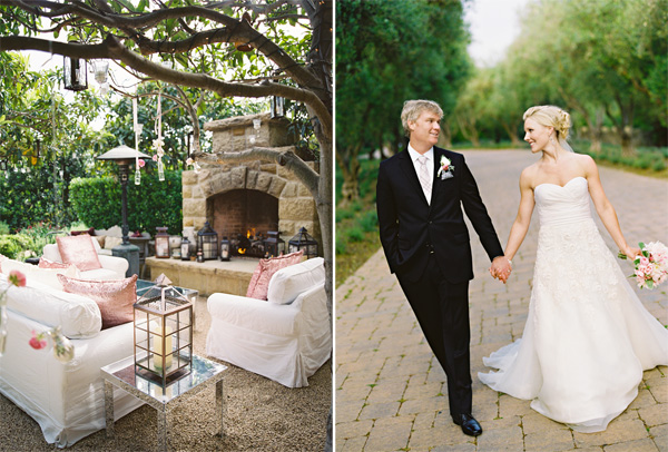 Wedding San Ysidro Ranch Santa Barbara