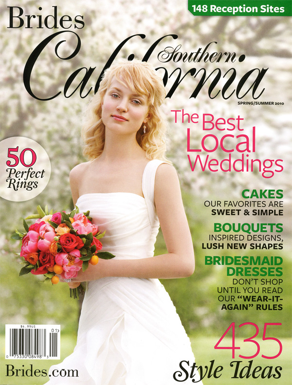 Weddings Brides Southern California Magazine
