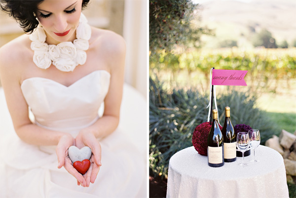 Wedding Lafond Winery & Vineyards